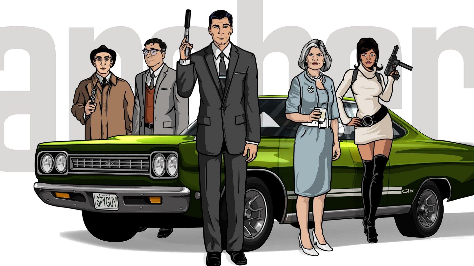 Archer season 6 release date in Melbourne