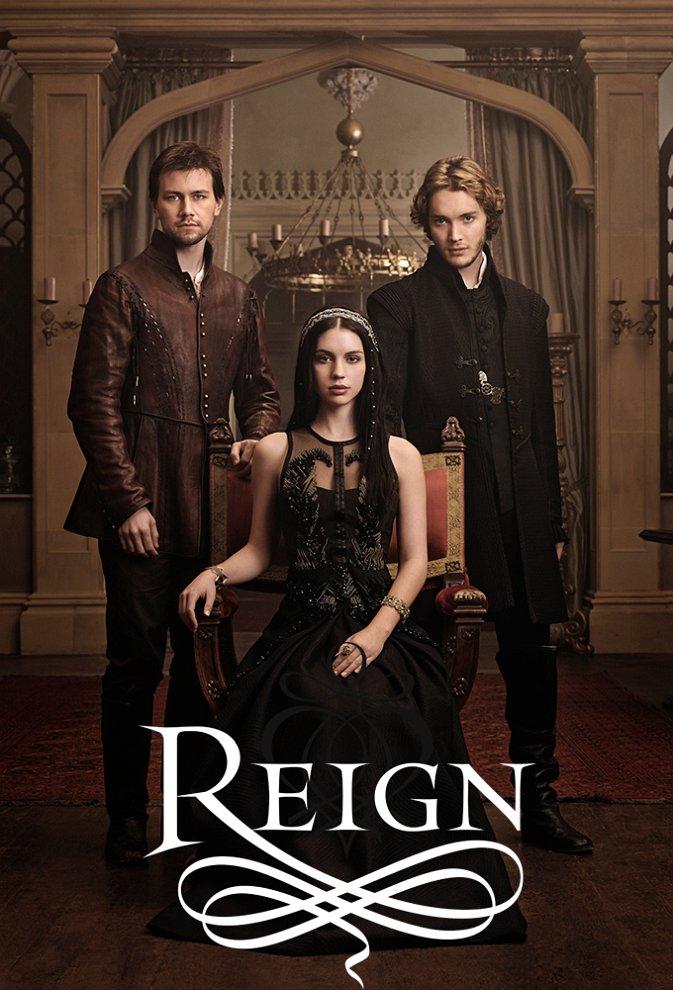 Reign cw logo