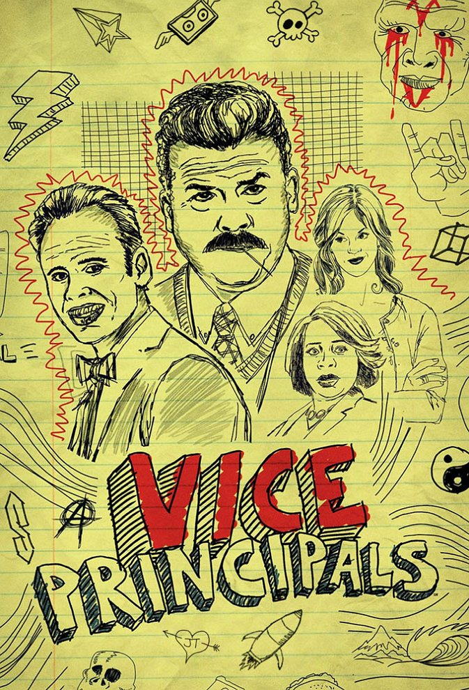Vice Principals photo