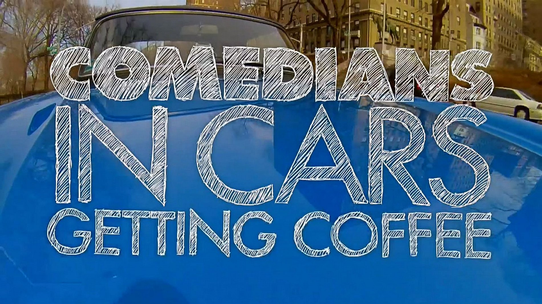Comedians In Cars Getting Coffee Air Date