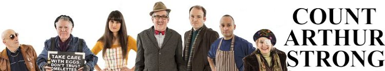 Count Arthur Strong season 3 release date