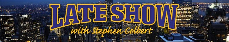 The Late Show with Stephen Colbert season 3 release date