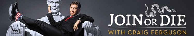Join or Die with Craig Ferguson season 2 release date
