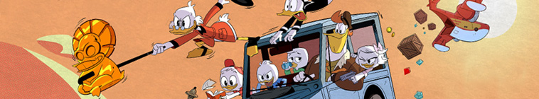 DuckTales season 1 TV channel