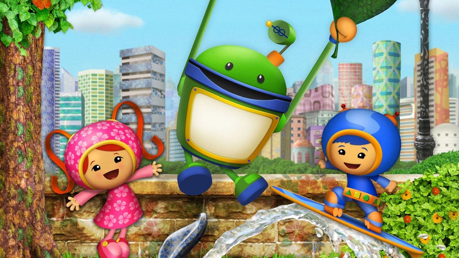 what time is Team Umizoomi on