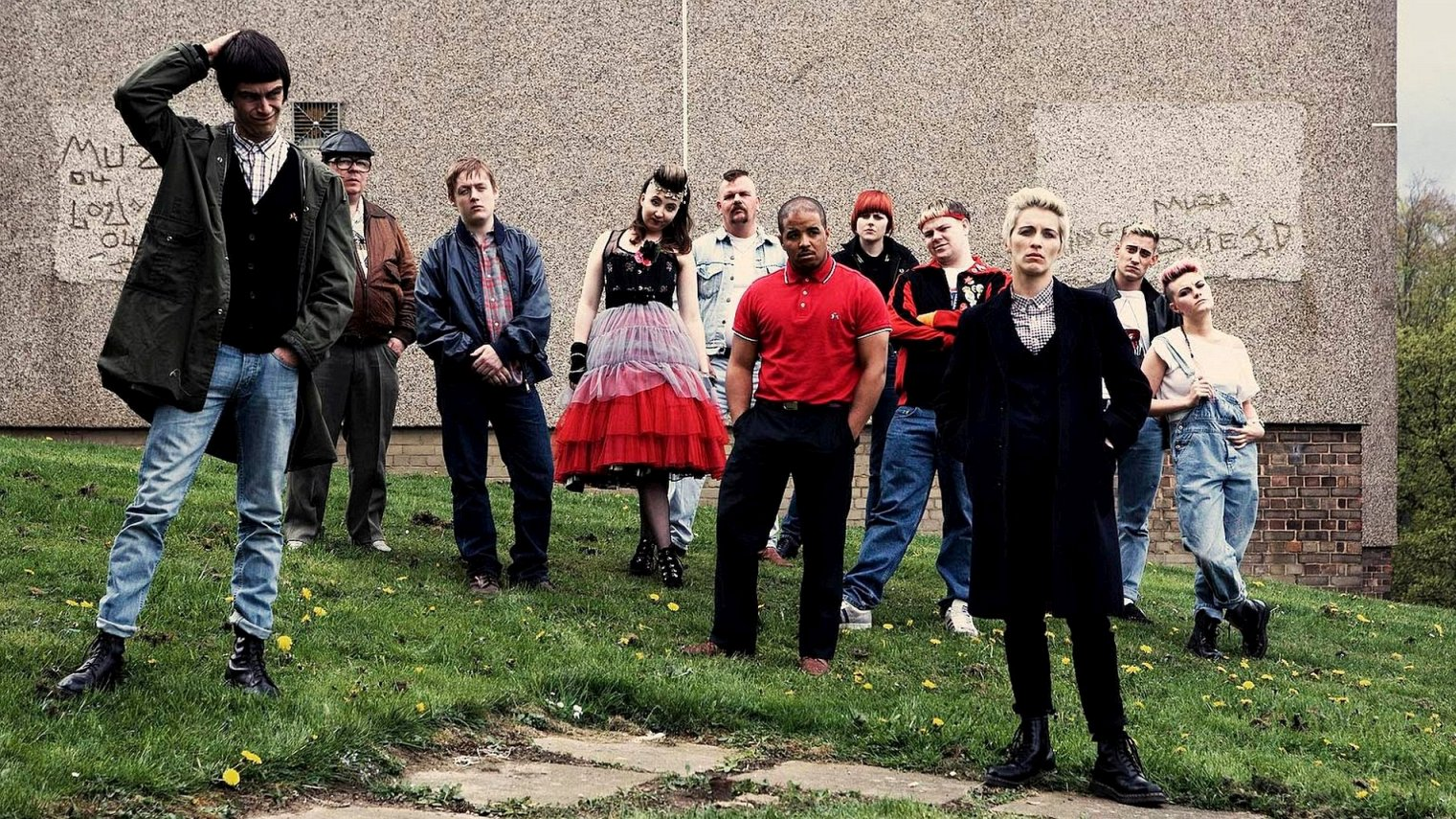 what time is This Is England '86 on