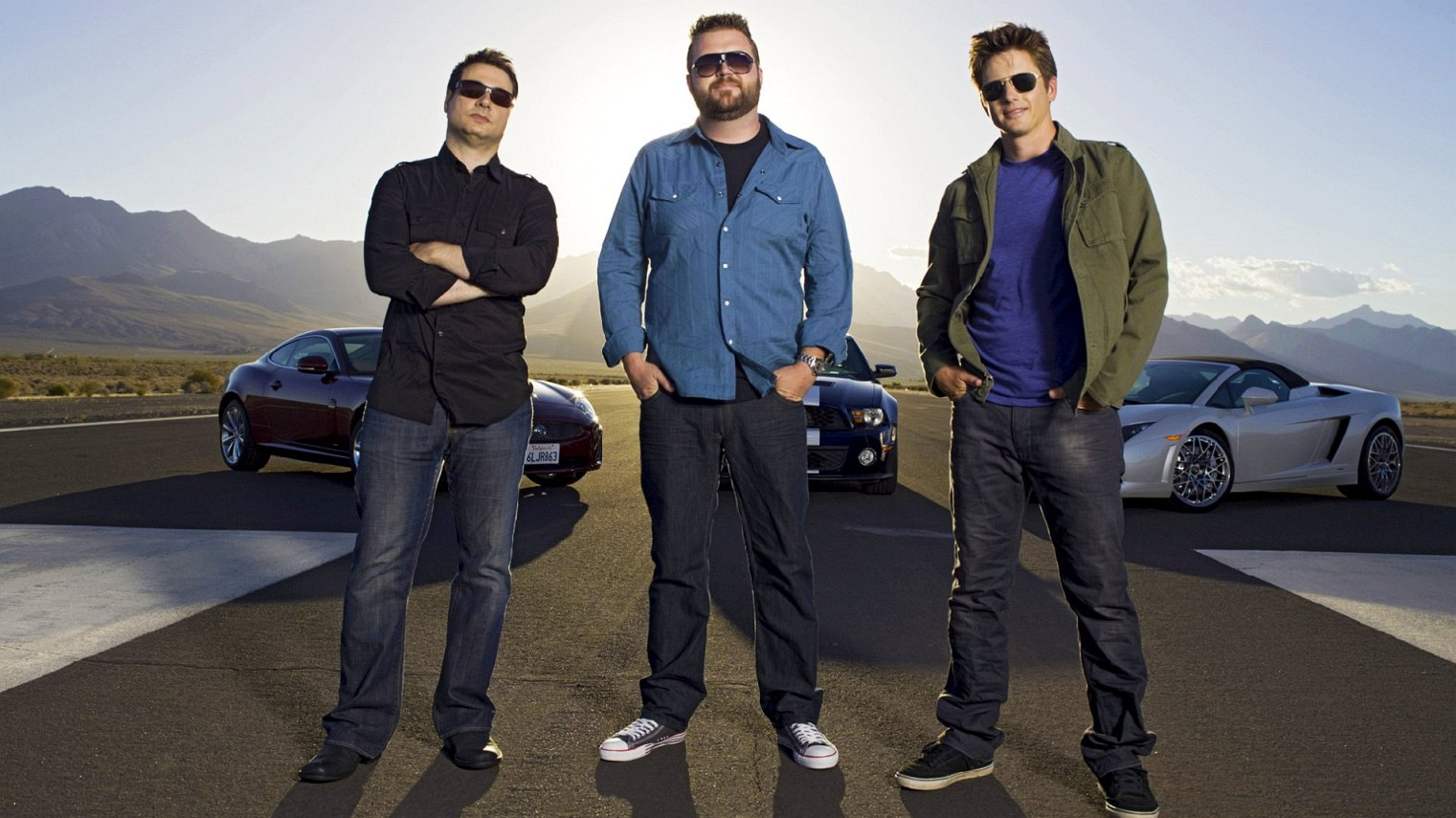 when does Top Gear USA return