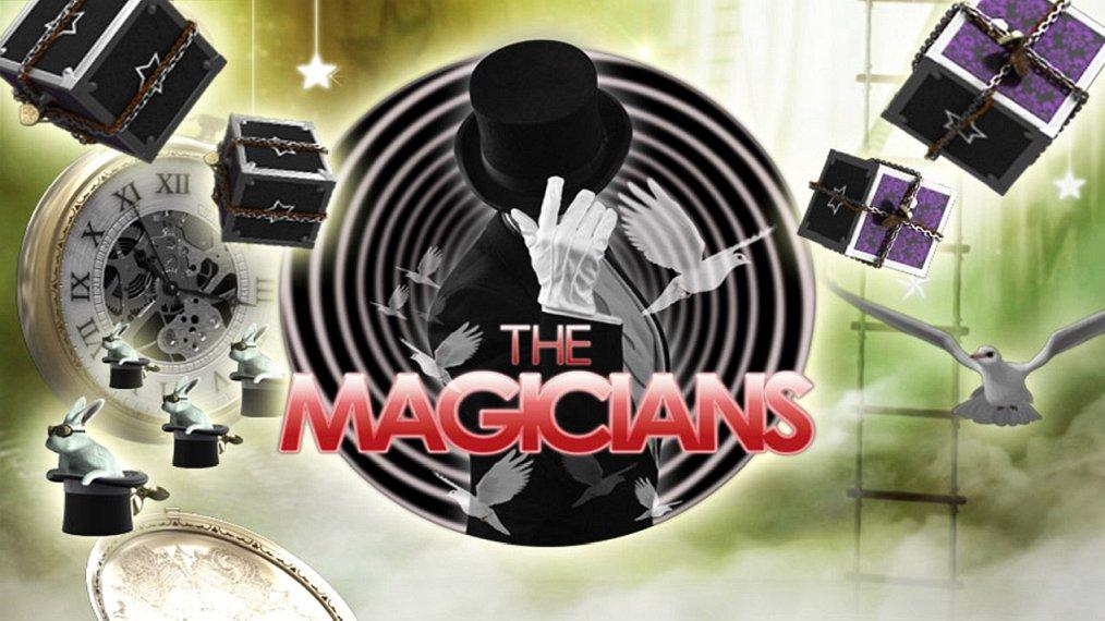 The Magicians season #currentseasons# air rime