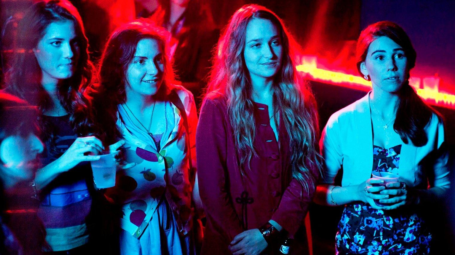 cast of Girls season 6