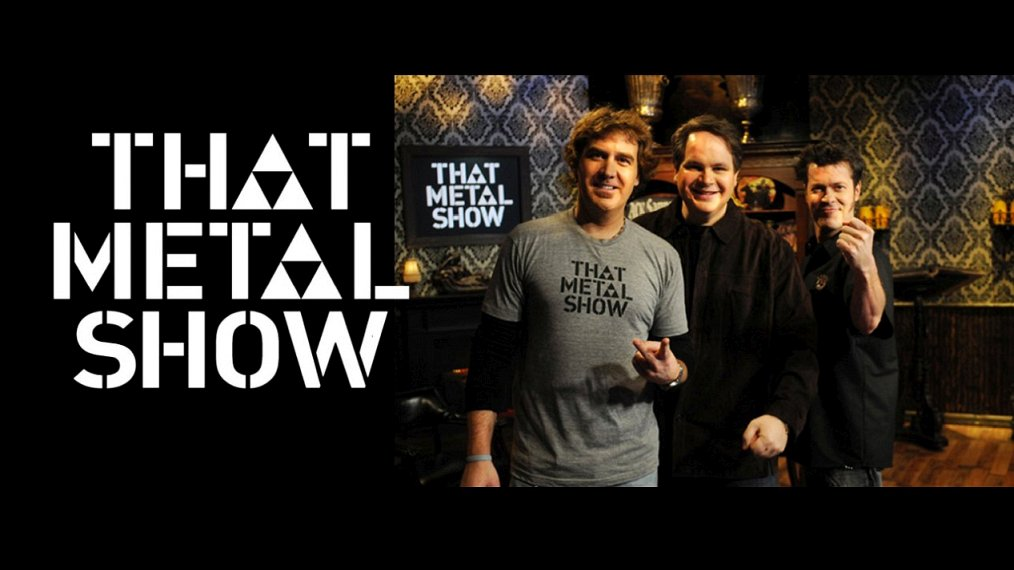 when does That Metal Show return