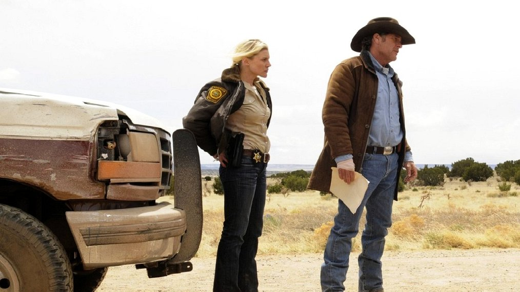 when does Longmire return