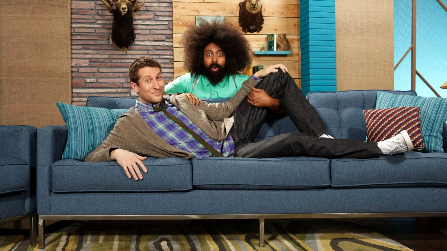 what time does Comedy Bang! Bang! come on