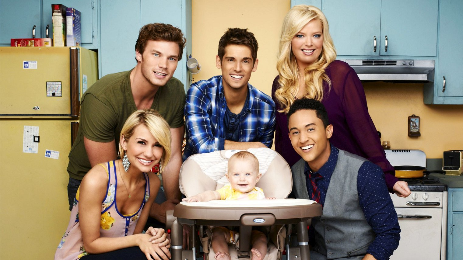 cast of Baby Daddy season 5