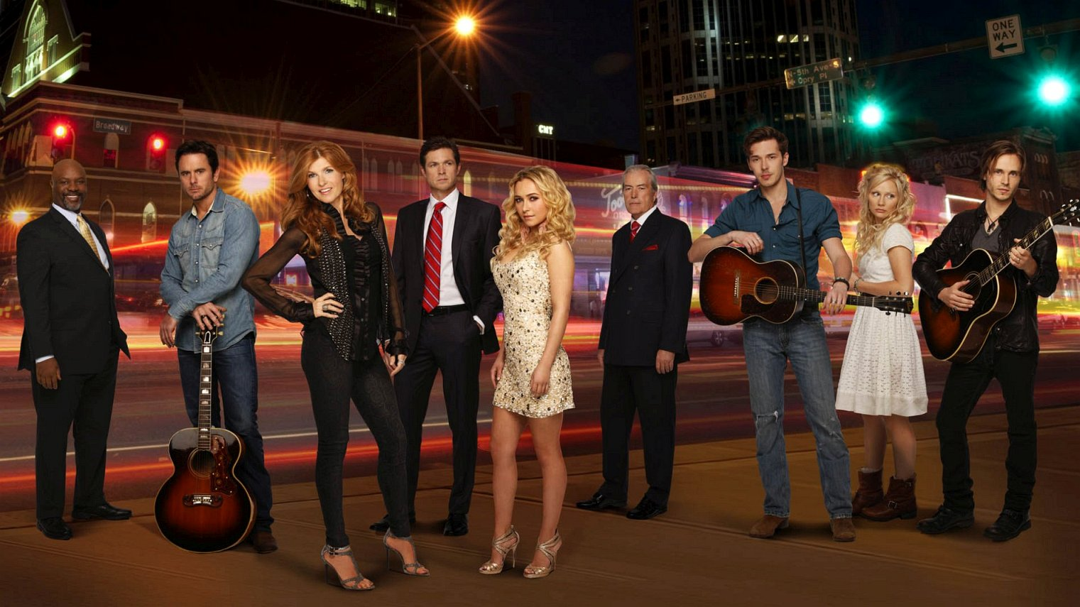 what time is Nashville on