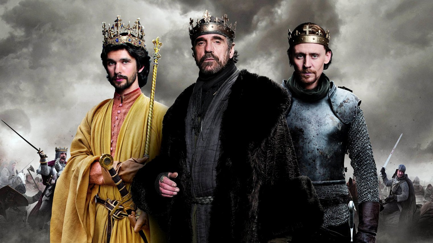 what time is The Hollow Crown on