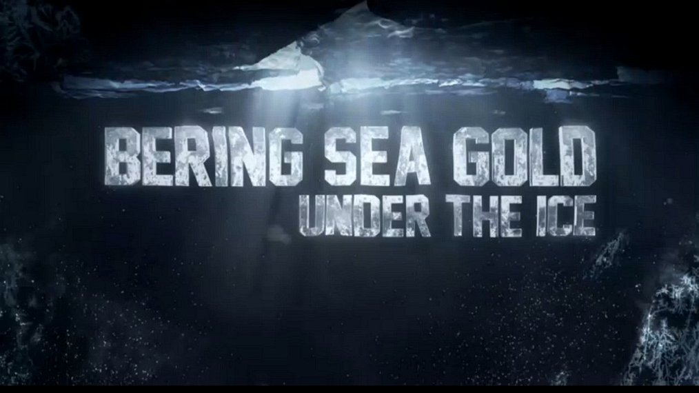 what time is Bering Sea Gold: Under the Ice on