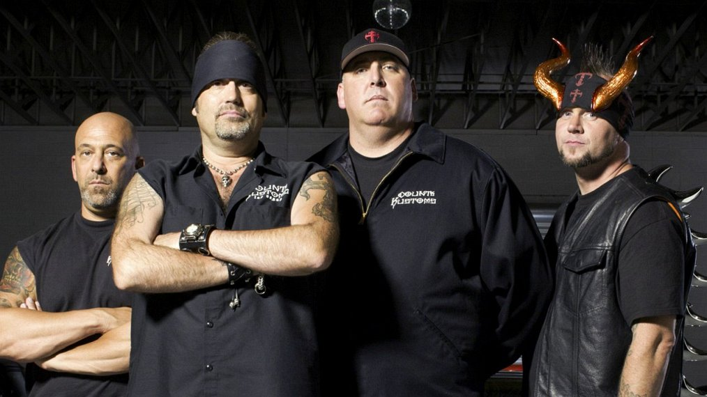 cast of Counting Cars season 6