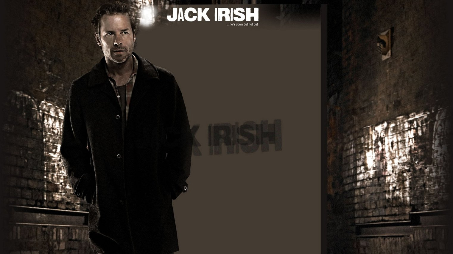 what time is Jack Irish on