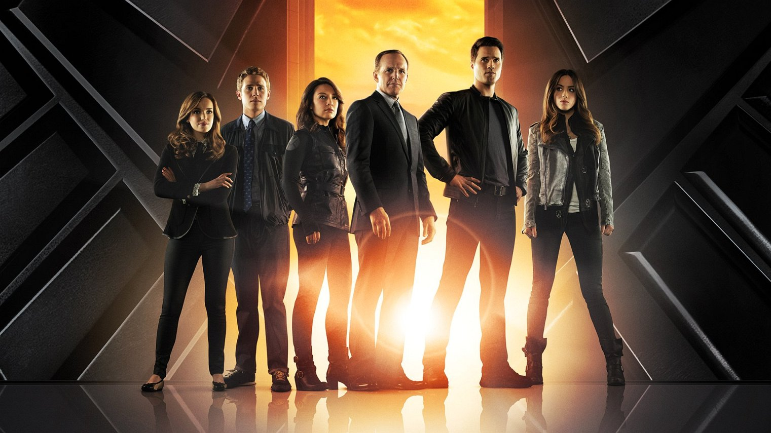 Marvel's Agents of S.H.I.E.L.D. season #currentseasons# air rime