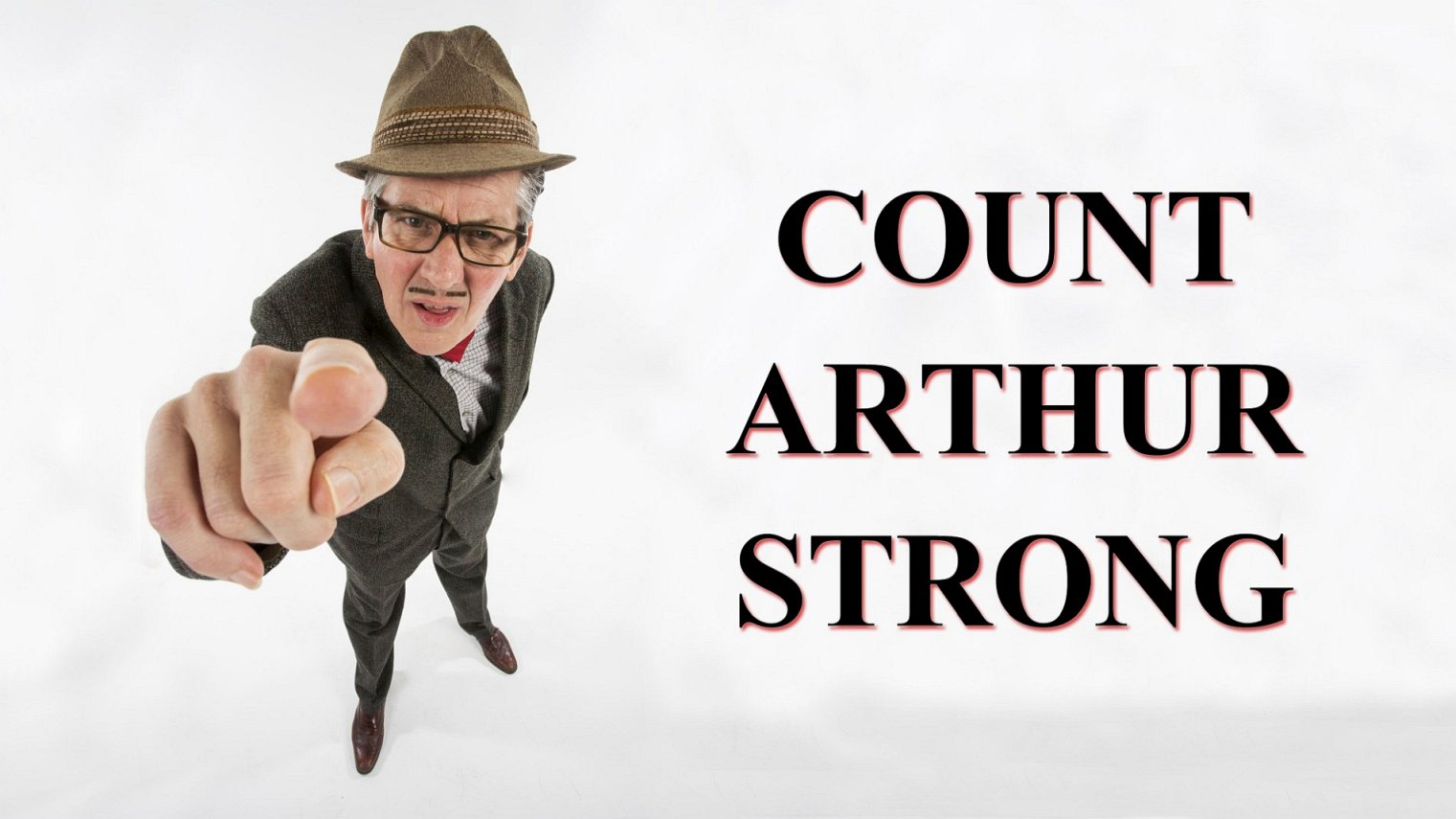what time is Count Arthur Strong on