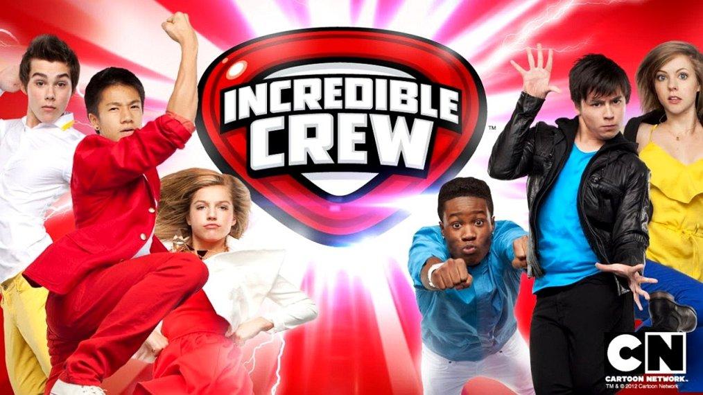 cast of Incredible Crew season 1