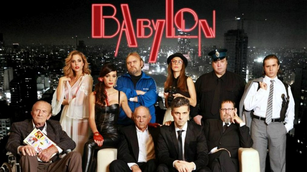 what time is Babylon on