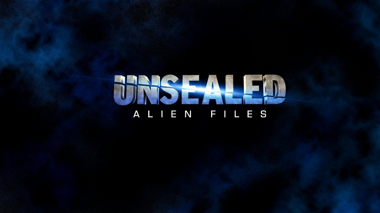 what time does Unsealed: Alien Files come on