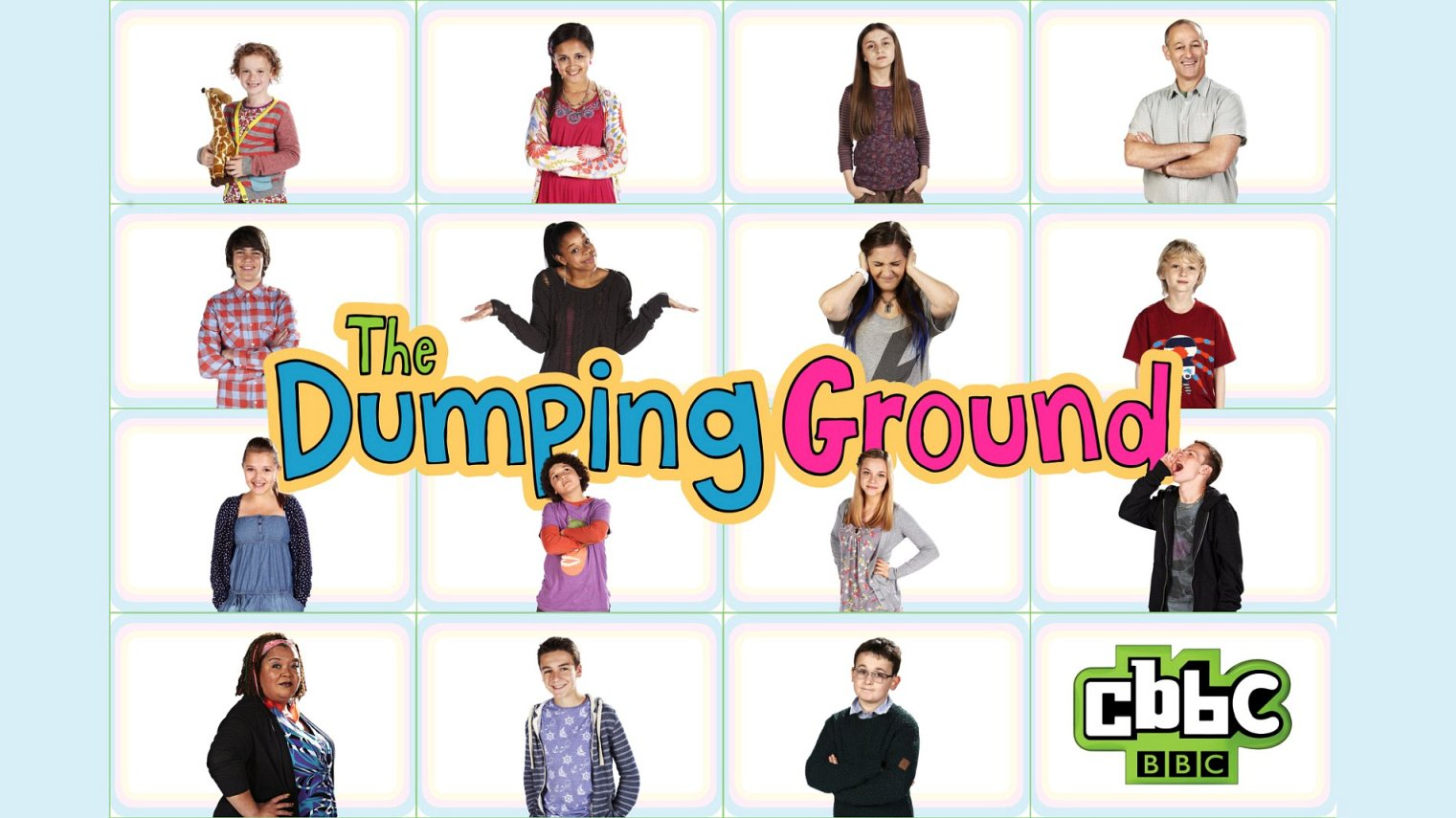 what time does The Dumping Ground come on