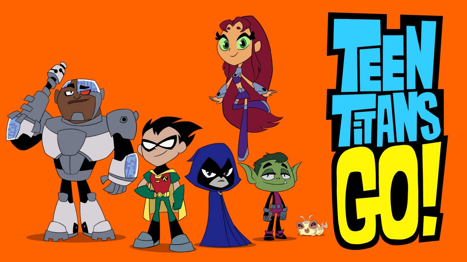 what time is Teen Titans Go! on
