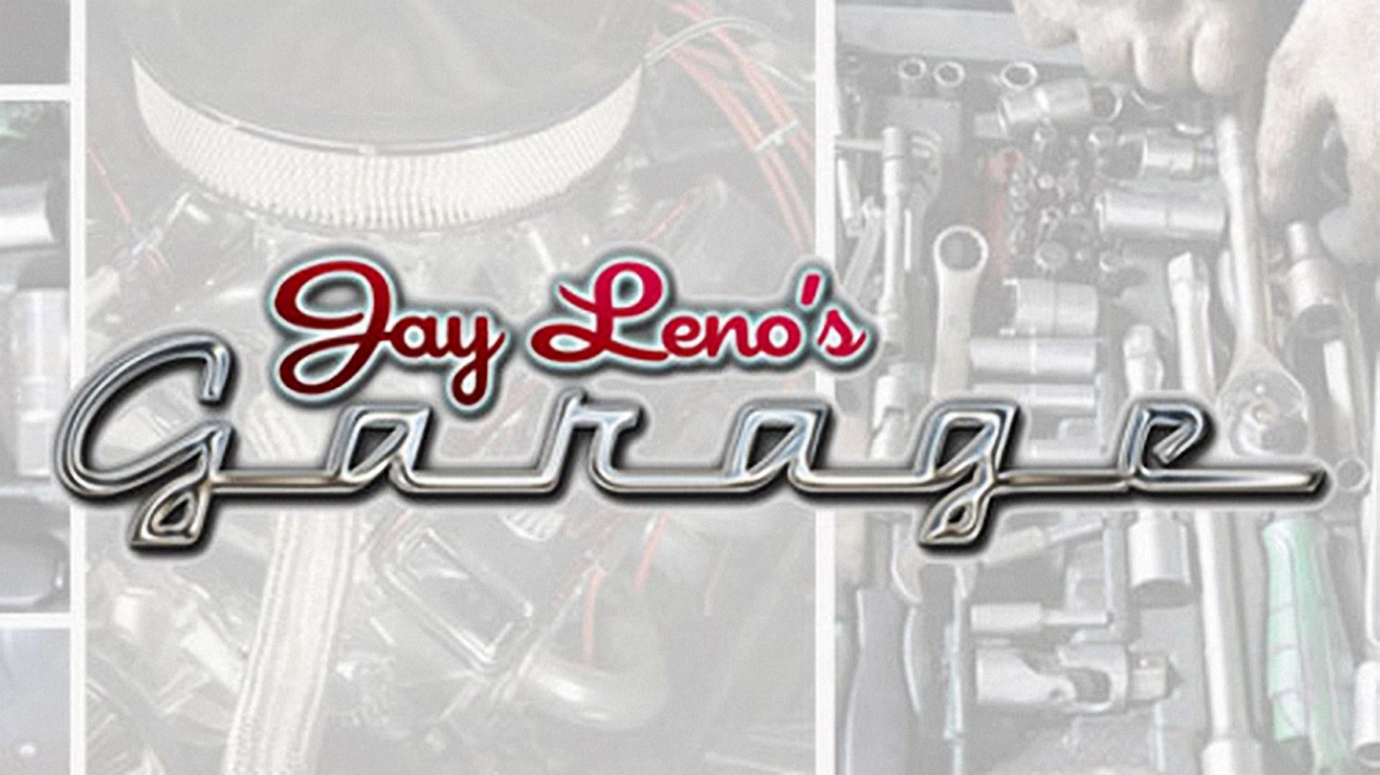what time is Jay Leno's Garage on