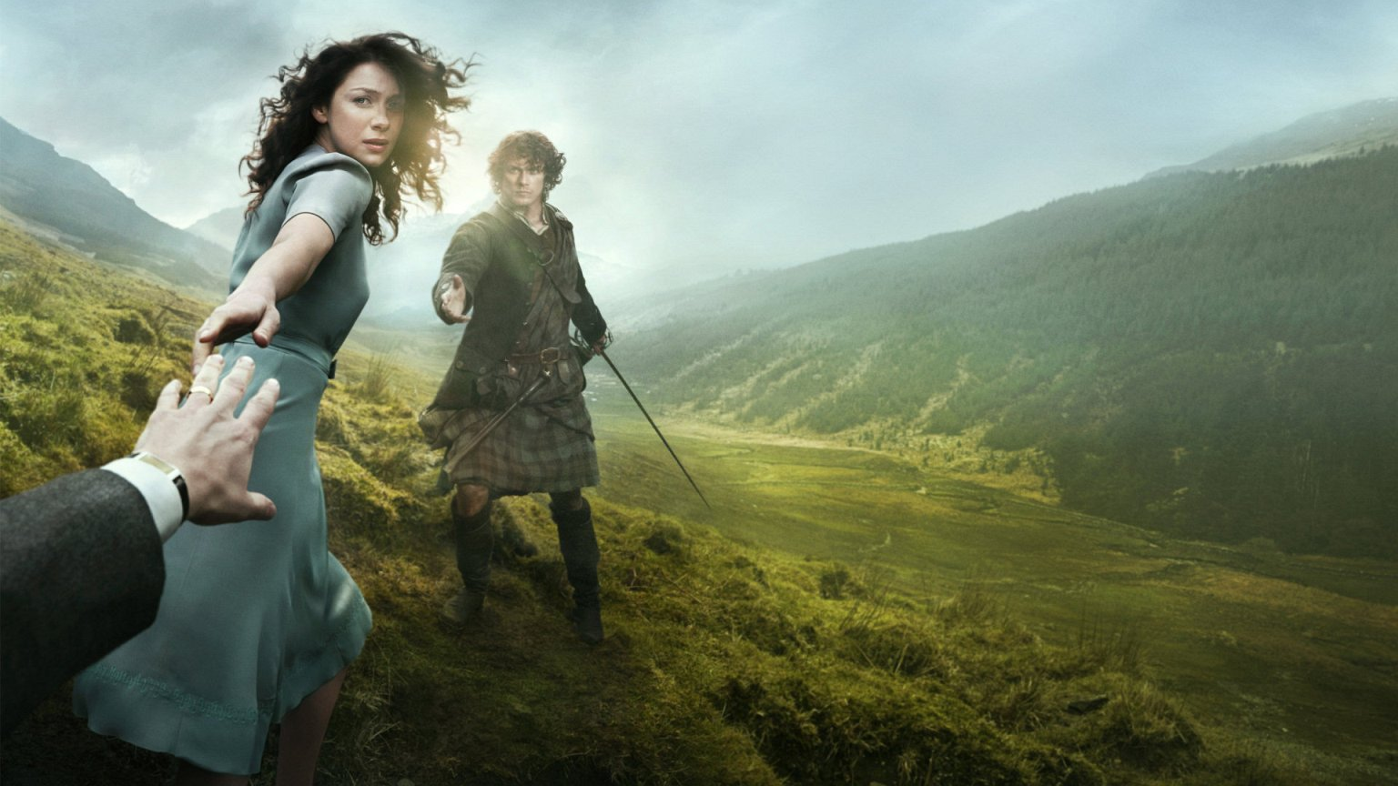 Outlander season 4 air time