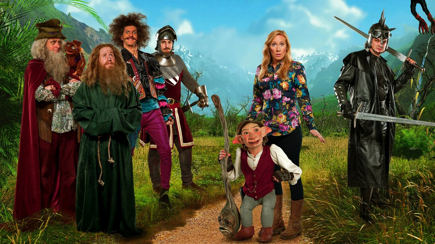 what time is Yonderland on