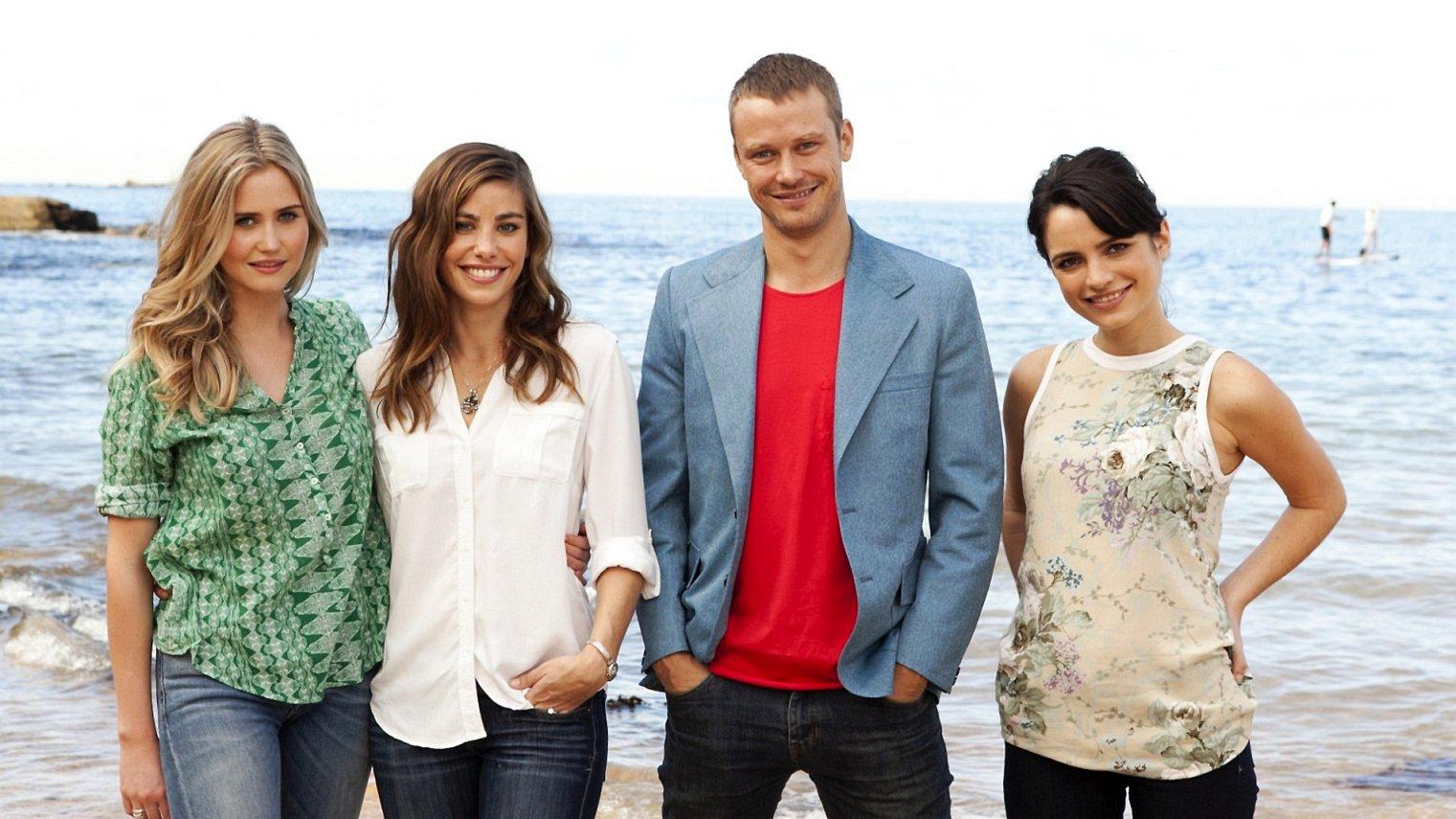 cast of Wonderland season 3
