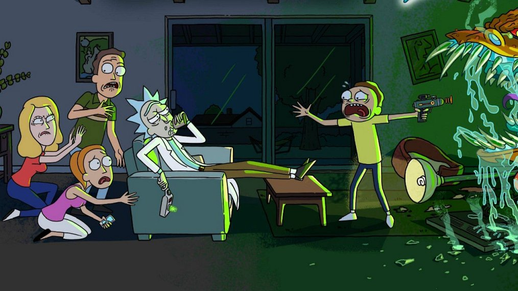 Rick and Morty season 3 episode 10 watch online