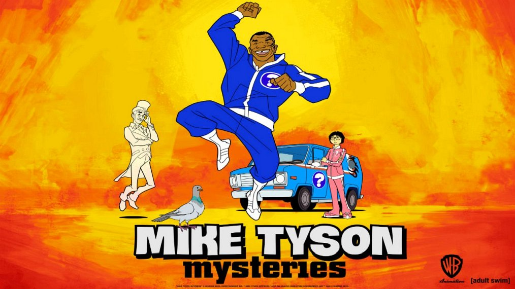 what time is Mike Tyson Mysteries on
