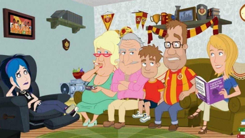 cast of Warren United season 1