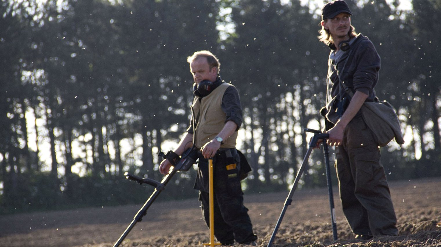 what time is Detectorists on
