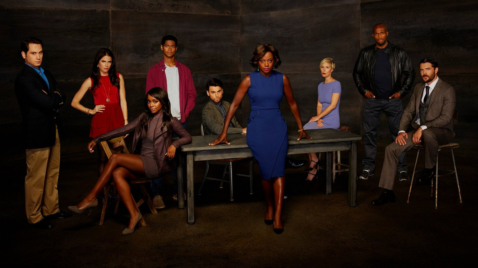what time is How to Get Away with Murder on