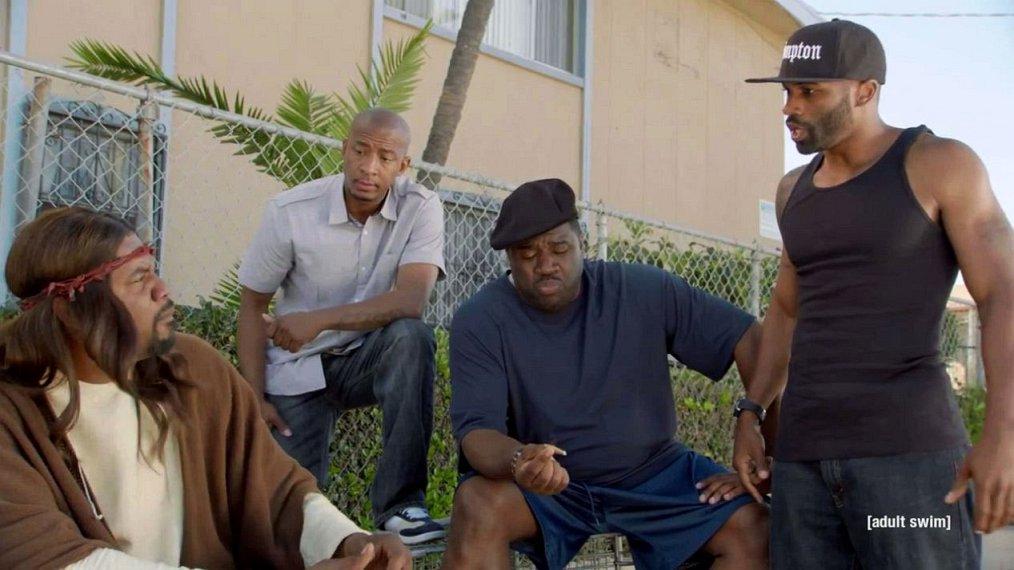 cast of Black Jesus season 2