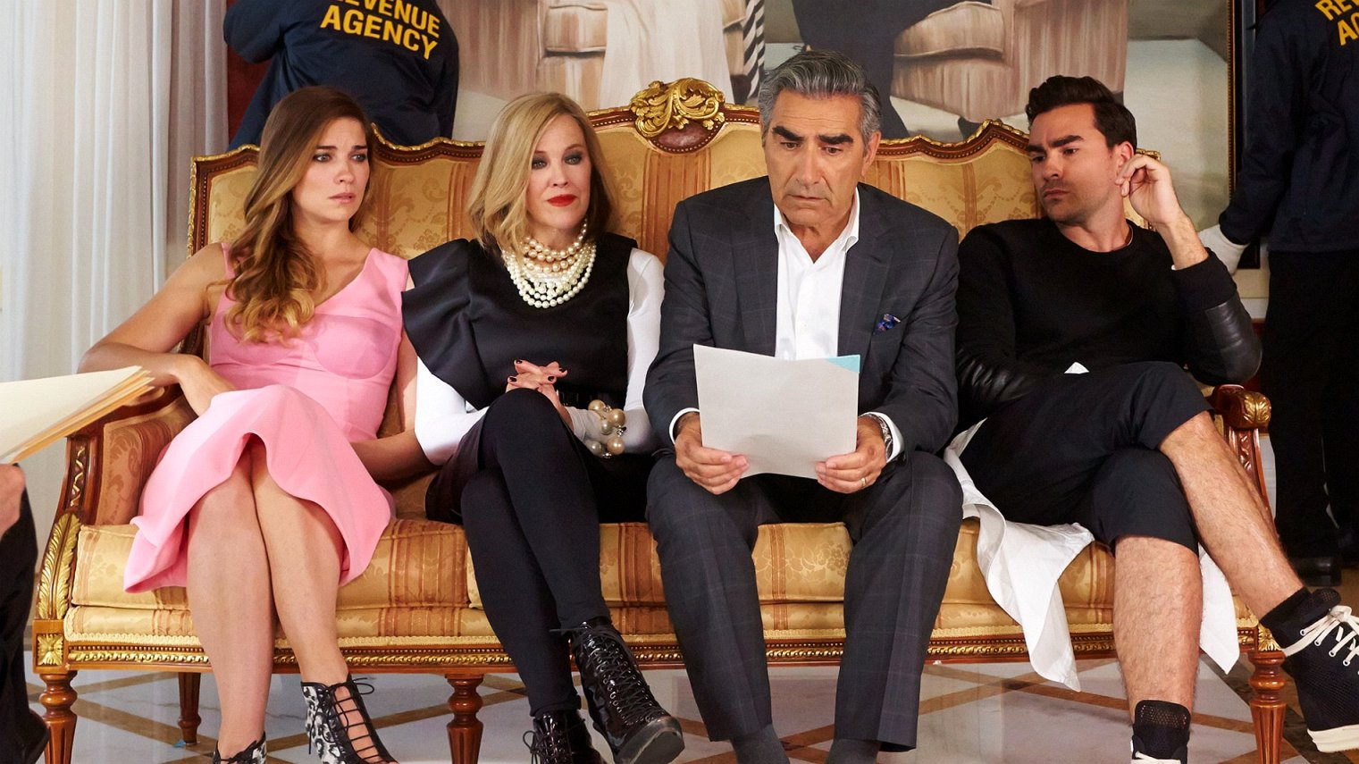 what time does Schitt's Creek come on