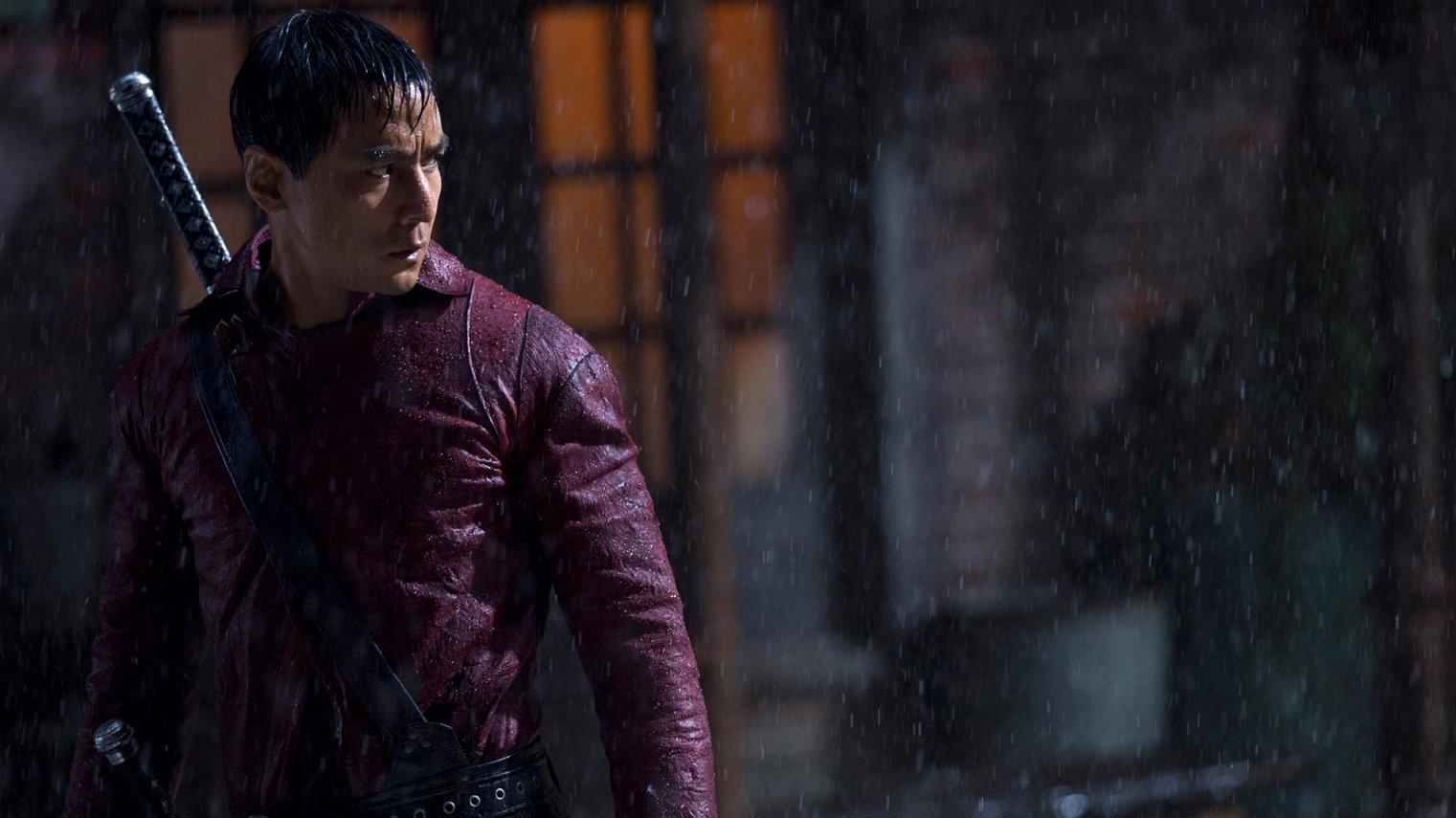 what time does Into the Badlands come on