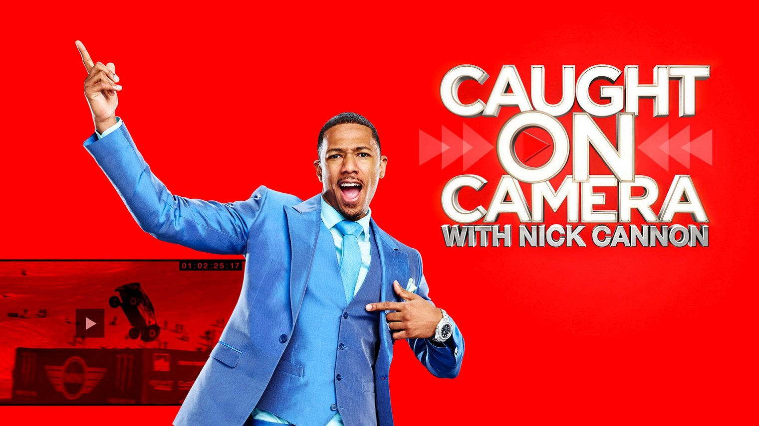 what time does Caught on Camera with Nick Cannon come on