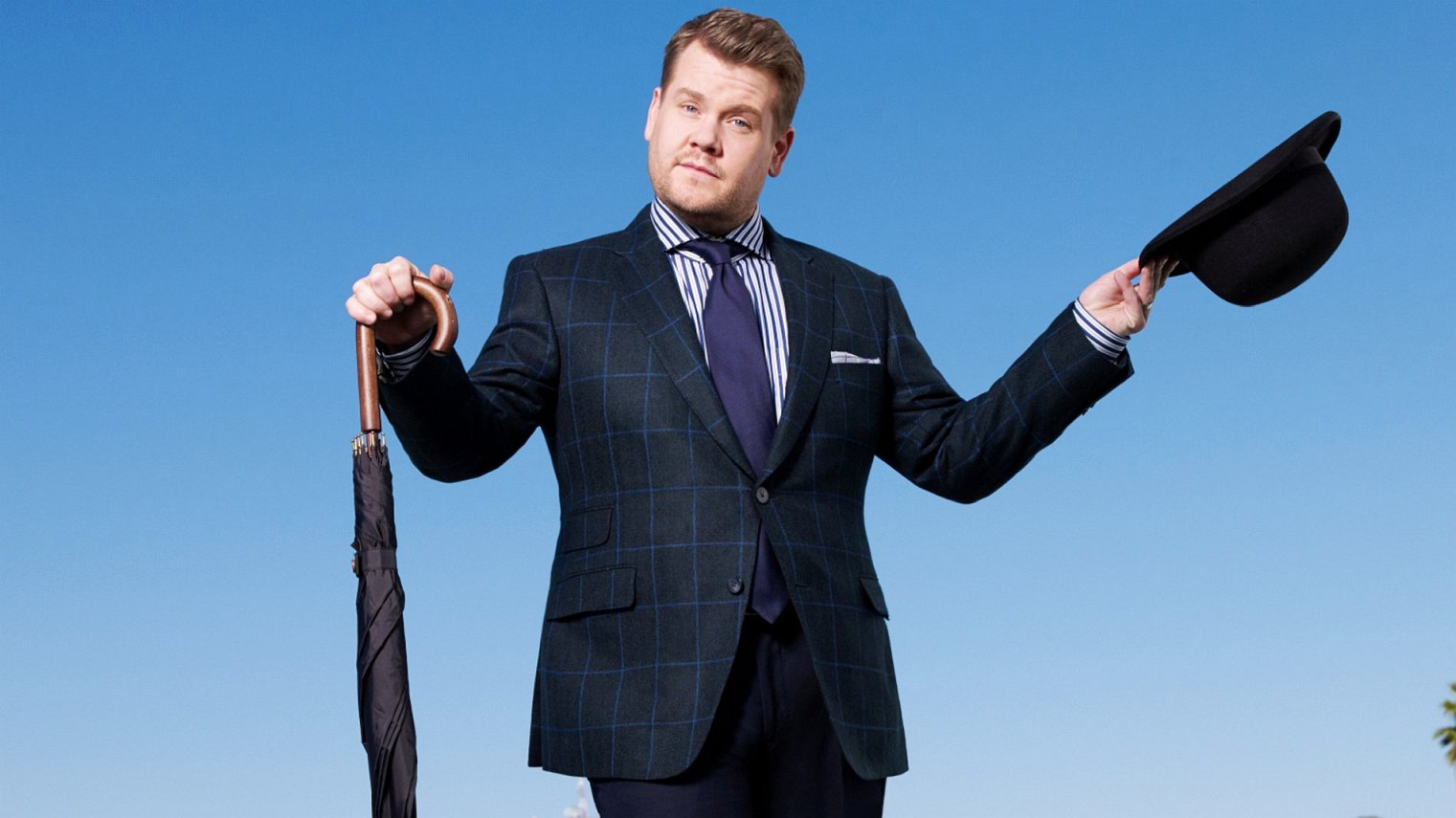 what time does The Late Late Show with James Corden come on