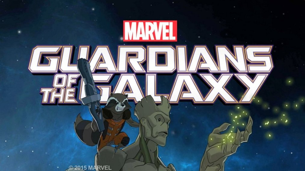 what time is Marvel's Guardians of the Galaxy on