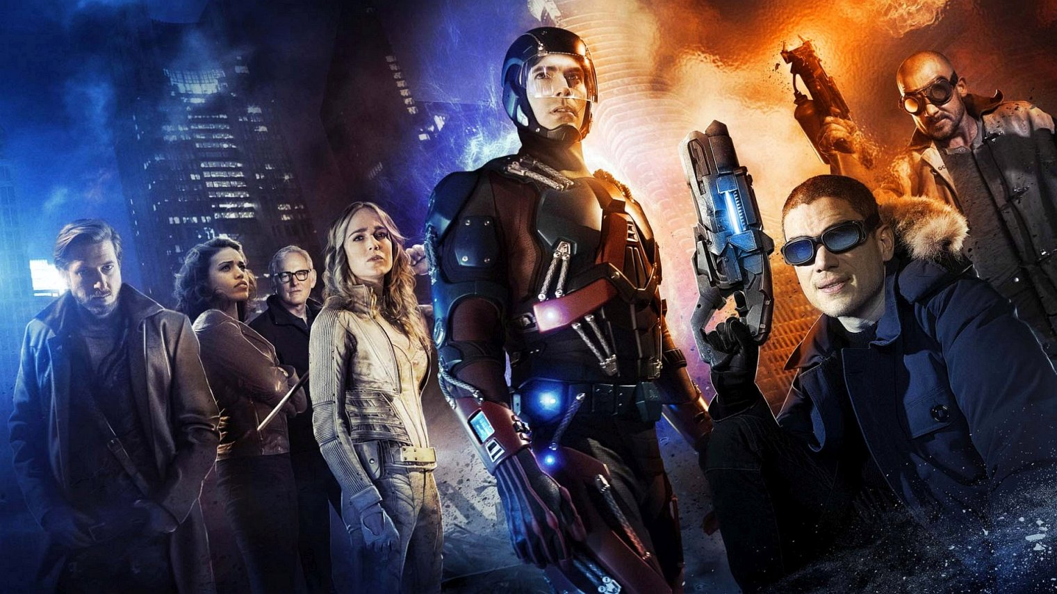 DC's Legends of Tomorrow season 4 air time