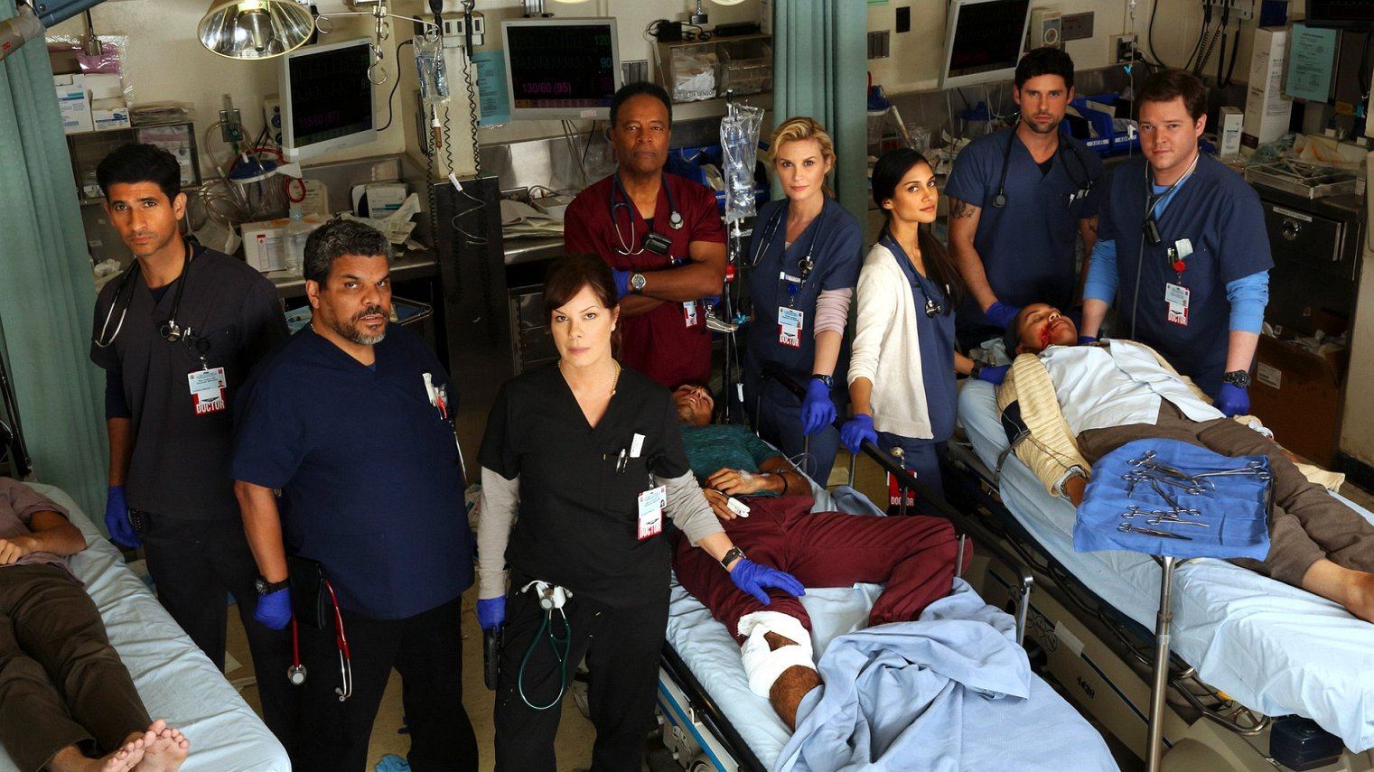 when does Code Black return