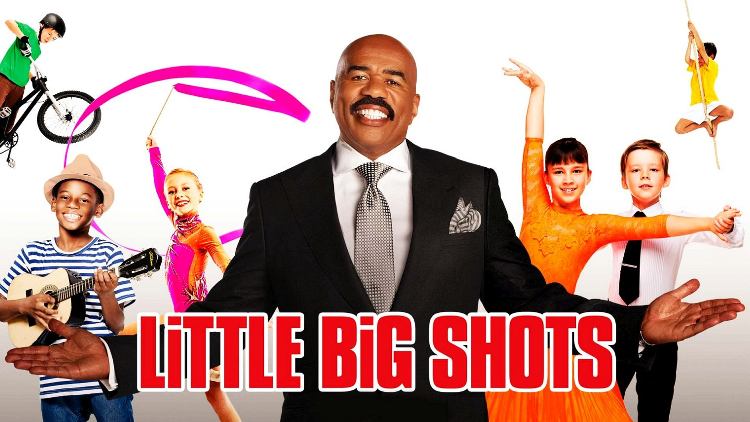what time is Little Big Shots on