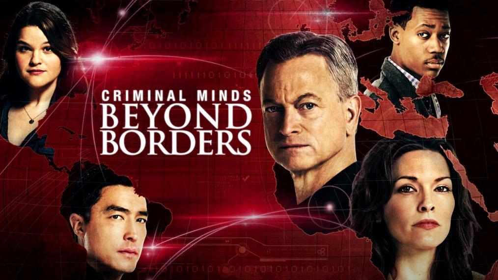 cast of Criminal Minds: Beyond Borders season 1