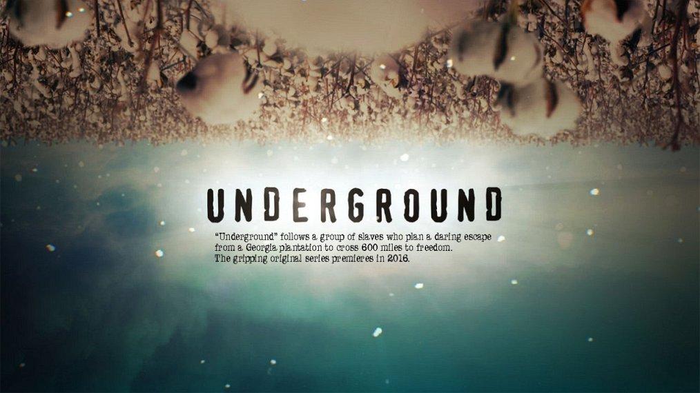 cast of Underground season 2