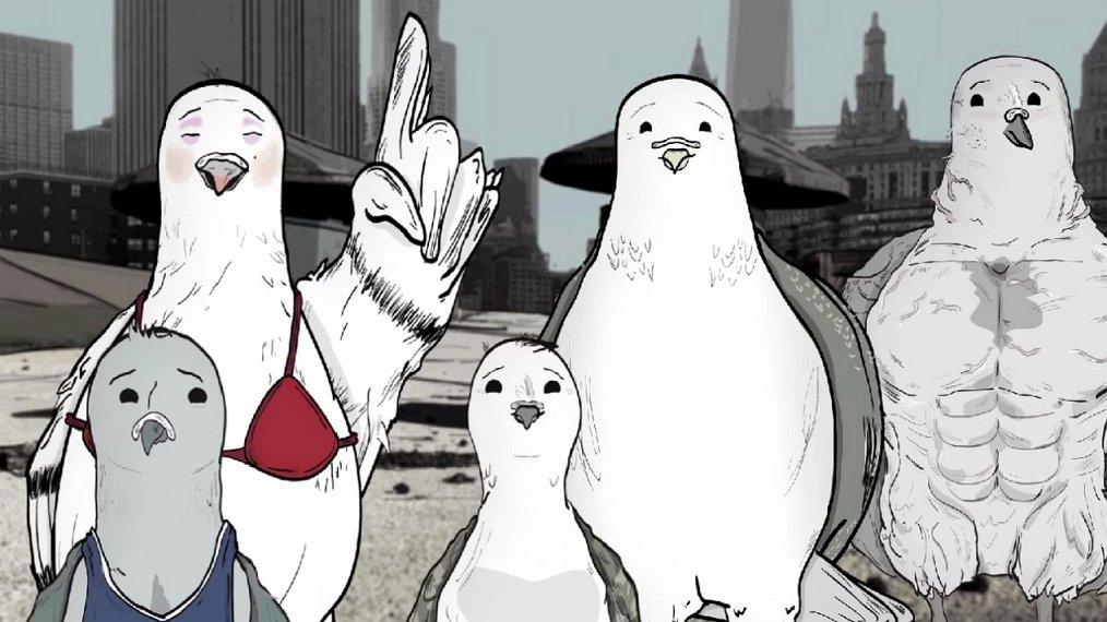 cast of Animals season 2